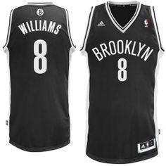 NBA Brooklyn Nets Deron Williams  8 Swingman Jersey c9b4bebb1