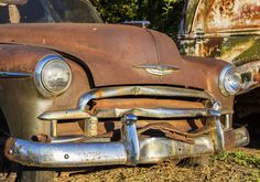 https://flic.kr/p/zxFTrY   Made by Chevrolet   Old classic Chevy abandoned in Oklahoma.