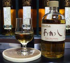 Eigashima (White Oak) Single Malt Whisky Akashi 5YO