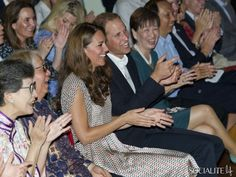 REBECCA DEACON PRINCE WILLIAM  Kate Middleton And Prince William Enjoy Day 2 In Singapore
