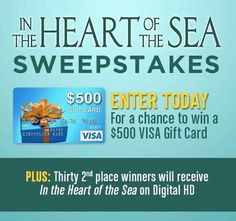 Enter to win a 500 visa gift card and swag collection from the enter to win a 500 visa gift card from warner bros arv 500 negle Gallery