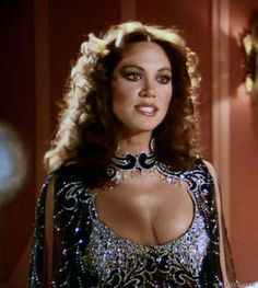 Princess Ardala - Pamela Hensley - Buck Rogers in the 25th Century  This character was a lot of campy fun.