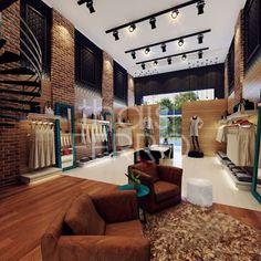 Interior Comercial - Americana SP #arquitetura #design #construção #imobiliário…