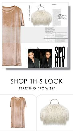 """S P O R T Y"" by xesthetics ❤ liked on Polyvore"