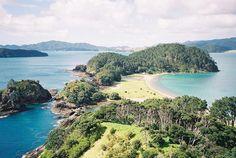 Roberton Island, the Bay of Islands.