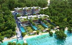 Front Beach Villa - Oracle Architects - Phuket - Thailand