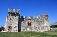 Croatia - Trogir - Fortress of Kamerlengo