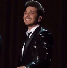 Gianluca Ginoble ⭐️IL VOLO⭐️performing in NYC 3/6/2014