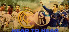 Real Madrid vs Schalke 04 Head to Head History