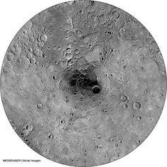 4) Mercury's North Pole