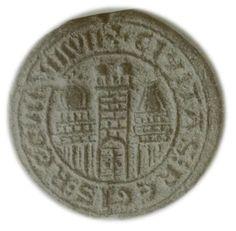 Sceau du roi Baudouin IV de Jérusalem (recto)