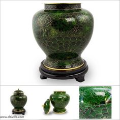 "#OneWorldMemorials manufacture #BurialUrns made of solid copper welded with flexible copper wire. An ancient masterpiece made by artisans from Northern China. These fine pieces are scratch-resistance, eye-catching and vibrant coating making sure it will last a lifetime!    View the entire collection of burial urns at      <a href=""https://www.oneworldmemorials.com/collections/cremation-urns-for-ashes"">https://www.oneworldmemorials.com/collections/cremation-urns-for-ashes</a>"