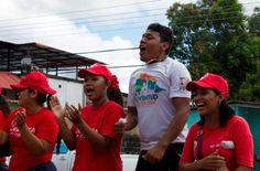 """Venezuela no tiene otra opción que no sea la victoria de las fuerzas revolucionarias en las elecciones parlamentarias del próximo domingo 6 de diciembre, recordando la palabra de nuestro Comandante Chávez: """"Nuestro destino es triunfar, triunfar y triunfar""""."""