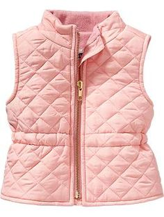 Quilted Frost Free Vest for Baby | Old Navy