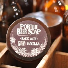 Beer Soap (Vanilla Porter) Swag Brewery http://www.amazon.com/dp/B00FOGKPCI/ref=cm_sw_r_pi_dp_v6.Awb1KP1QH8
