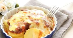 Gratin dauphinois au Cookeo (facile, rapide) - Une recette CuisineAZ