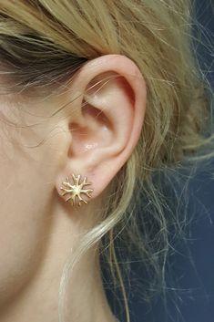 Magnifique Cadeau De Mariage Bi Color Tourmaline gemstone Silver Dangle Boucles d/'oreilles pendantes
