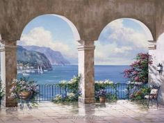 Murals for Home Decorating | ... Murals , sports themed murals , Tuscan Decorating Ideas for Walls