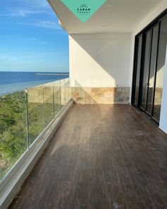 Did you know our balconies are approx 20ft wide? Giving you plenty space for chairs & tables as well a BBQ. Also included are planters on each end, hammock hooks & crystal clear glass so no ocean views are obstructed! Caban Condos Mexico 🏖 #mexico #beach #condo #realestate #yucatan #cancun #tulum #akumal #puertovallarta Cancun, Tulum, Sun Chair, Beach Village, Ocean Front Property, Living In Mexico, Beach Properties, Rooftop Terrace