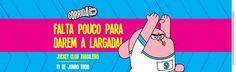 Corrida Cartoon: primeiro lote já está à venda! - http://www.garotasgeeks.com/corrida-cartoon-primeiro-lote-ja-esta-venda/