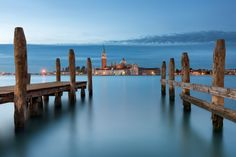 Before the sun rises in Venise- photo by Elia Locardi