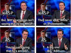 Colbert Report (July 25)