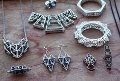 Fathom & Form geometric jewelry