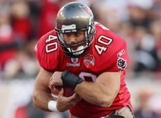Mike Alstott, Tampa Bay Buccaneers   Played Fullback but had the speed of Tailback