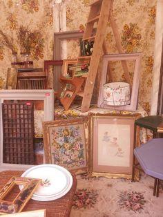 Bringsty Vintage Living at Hay Does Vintage in Hay-on-Wye.