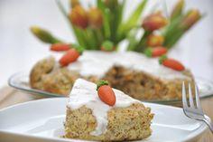 .Osterrezept: Saftiger Karottenkuchen