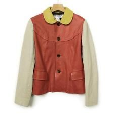 Comme des Garcons jacket red x yellow green x Beige Size S JUNYA WATANABE F/S