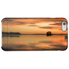 Afternoon Glow 1 Uncommon Clearly™ Deflector iPhone 6 Plus Case
