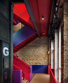 Donmar Warehouse conversion Dryden Street | Haworth Tompkins architects