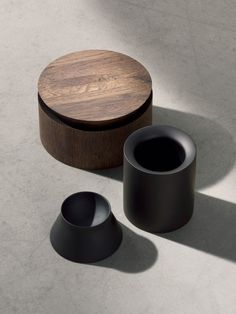 Wooden Bowl looks so simple in its elegance – humble even. But it is the result of a full-blown exploration in wood by the super-talented Norwegian design duo