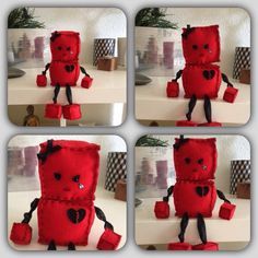 The first plushie