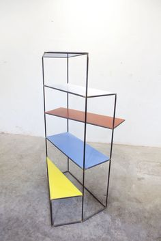 Muller Van Severen | a furniture project by fien muller and hannes van severen