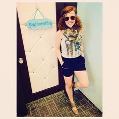 #ootd #maurices #first15 #store1669 #americana