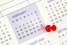 Like clockwork, nearly every fourth February includes one extra day. February otherwise known as Leap Day, isn't exactly a holiday. The post What Is the Point of Leap Day? appeared first on Reader& Digest. 365 Day Calendar, Yearly Calendar, March Month, February, June Solstice, Leap Day, Closer To The Sun, What's The Point, T 4