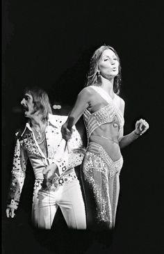 Sonny & Cher in concert