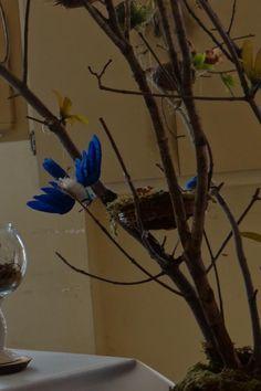 We are nesting!! Nesting tree Baby shower