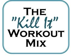 Need a workout mix to help you shed those last 5 pounds? A collection of Summer 2012's hottest hits. #eatclean #music #fitness #workout #diet