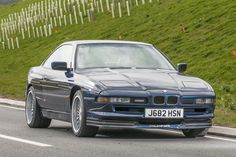 One of the 97 Alpina B12 5.0 Coupe will be auctioned by Silverstone Auctions on 25 February. This is the improved version of the BMW 8 series (E31) that was modified