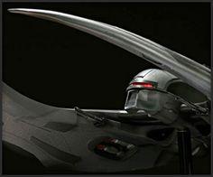 Cylon Raider Replica