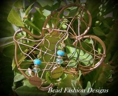 Aqua Picasso and Antique Gold Earrings6x4mm Faceted Turquoise Aqua Picasso Mix Firepolished Czech Glass Rondel Beads,vermeil dics, french hooks, Trinity Brass Co Antique Gold Affirmation Belive charms.  SOLD OUT https://www.etsy.com/shop/BeadFashionDesigns