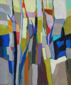 "Saatchi Online Artist: Cathryn Miles; Oil, 2012, Painting ""Sundowner"""