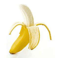 YELLOW: The banana is a perfect pre- or -post workout snack that satisfies hunger, healthfully