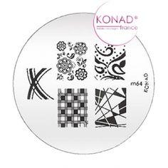 Konad Stamping Nail Art Images And Stamping Nail Art On Pinterest