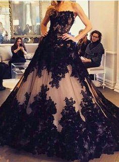 Modest Quinceanera Dress,Lace Prom Dress,A Line Prom Dress,Fashion