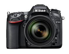 La nuova Nikon D7100