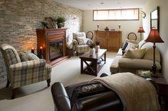 scottish themed living room - Google Search